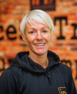 Inspire Fitness Merthyr Sarah Draper