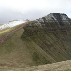 Inspire Merthyr Three Peaks Challenge